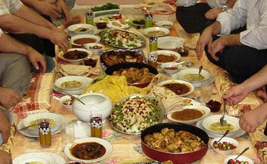 Bien manger pendant le mois de ramadan un article - Recette de cuisine tunisienne pour le ramadan ...